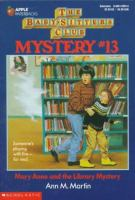Mary Anne And The Library Mystery (#13)