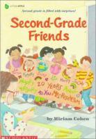 Second-grade Friends