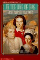 In The Line Of Fire : Eight Women War Spies  / George Sullivan