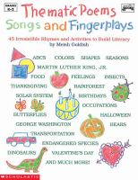 Thematic Poems, Songs and Fingerplays