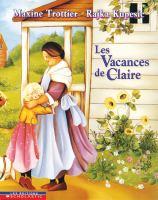 Les vacances de Claire