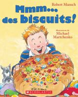 Mmm-- des biscuits!
