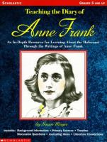 Anne Frank, the Diary of A Young Girl