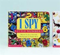I Spy Little Numbers Board Book