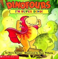 I'm Super Dino