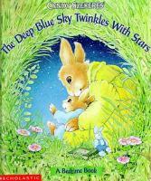 Cyndy Szekeres' The Deep Blue Sky Twinkles With Stars