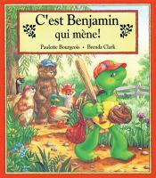 C'est Benjamin qui mène!