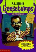 Goosebumps Monster Edition #2
