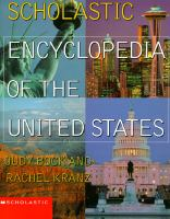 Scholastic Encyclopedia of the United States