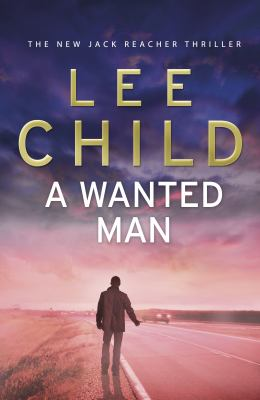 Book Cover - A wanted man
