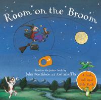 Room on the Broom Push-Pull-Slide Board Book