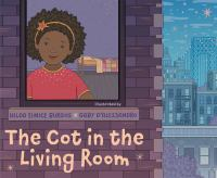 The cot in the living room1 volume (unpaged) : color illustrations ; 23 x 28 cm