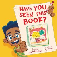 Have You Seen This Book?