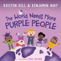 World Needs More Purple People *