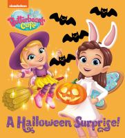 A Halloween surprise!
