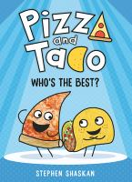 Cover of Pizza and Taco: Who's th