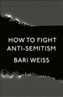 How to Fight Anti-Semitism