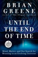 Media Cover for Until the End of Time
