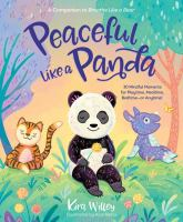 Peaceful Like A Panda