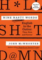 Nine Nasty Words