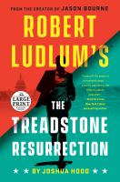 Media Cover for Robert Ludlum's The Treadstone Resurrection