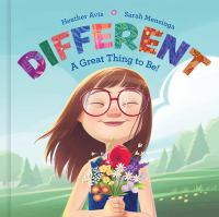 Different : a great thing to be!