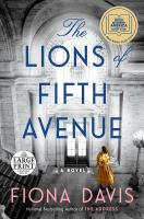 Media Cover for Lions of Fifth Avenue