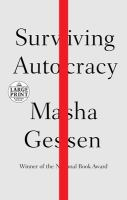 Media Cover for Surviving Autocracy