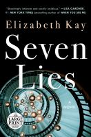 Media Cover for Seven Lies