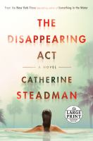 Disappearing Act : A Novel