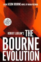 Media Cover for Robert Ludlum's The Bourne Evolution