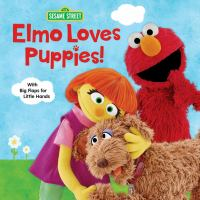 Elmo Loves Puppies!