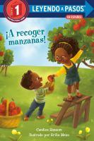 ŁA recoger manzanas!/ Apple Picking Day!