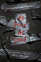 As Good as Dead