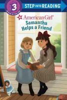 Samantha helps a friend