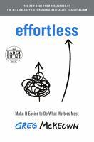 Effortless
