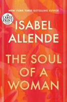 The Soul of A Woman [large Print]