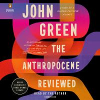 The Anthropocene Reviewed (CD)