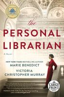 The Personal Librarian - Large Print