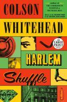 Harlem Shuffle [Large Print]