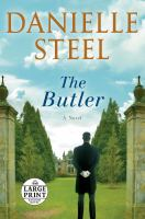 The Butler [Large Print]