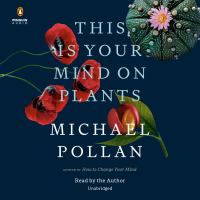 This Is Your Mind on Plants (CD)