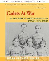 Cadets at War
