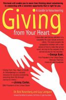 Giving From your Heart