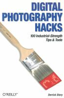 Digital Photography Hacks