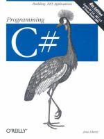 Programming C#