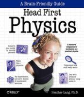 Head First Physics
