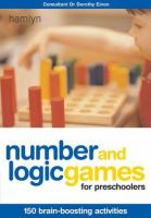 Number and Logic Games for Preschoolers