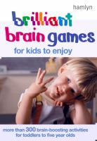 Brilliant Brain Games for Kids to Enjoy
