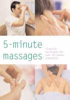 5-minute Massages